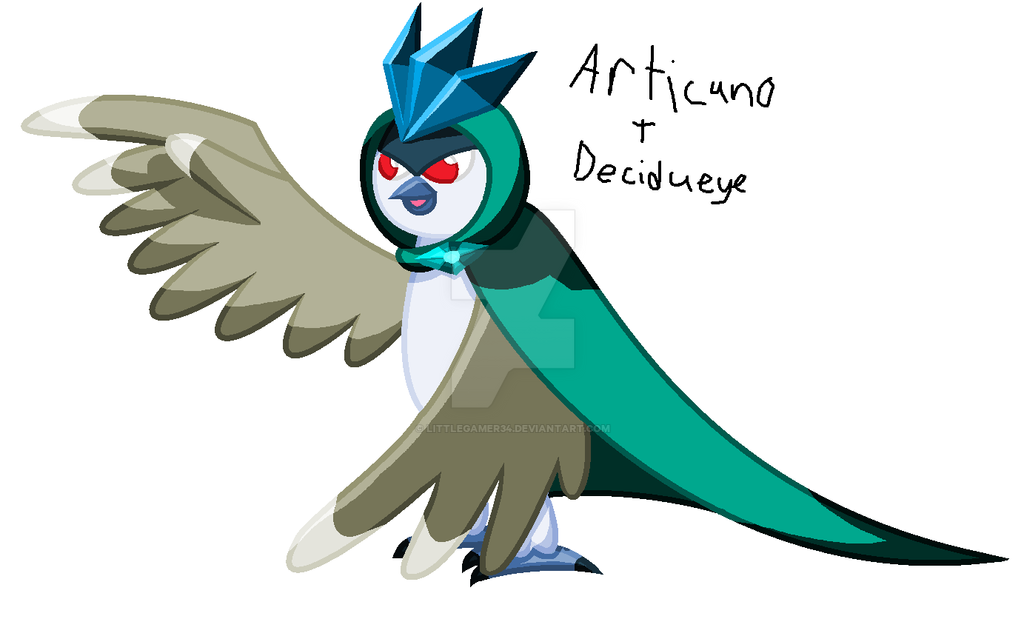 decidueye and chestnaught trying - photo #28