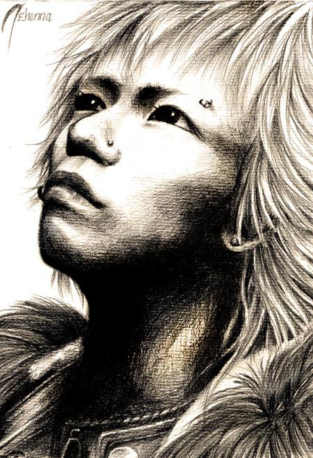 KYO _ Dir En Grey by gehenna1986