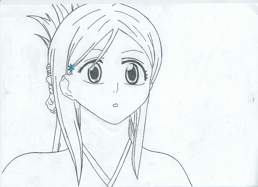 Orihime Inoue - UPDATED by Luna-Rox