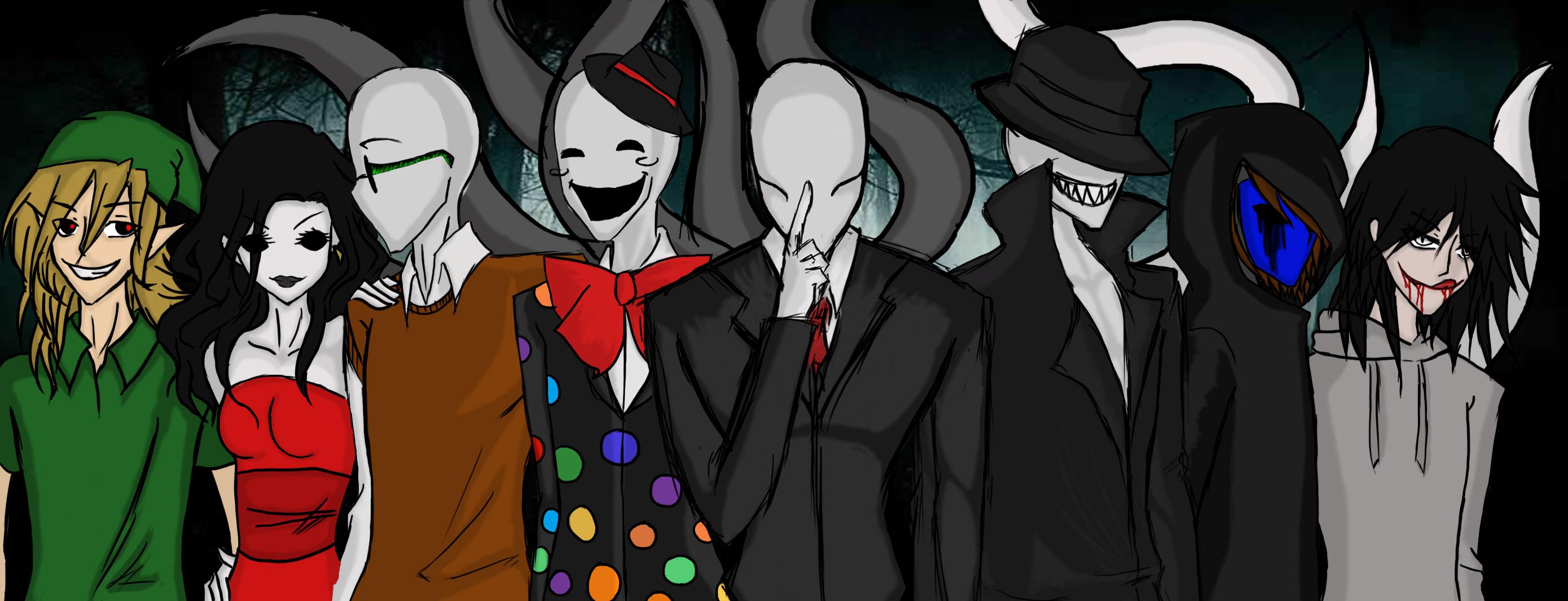Free Creepypasta Slenderman Brothers