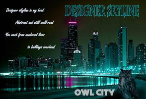 Designer Skyline by Rusatus