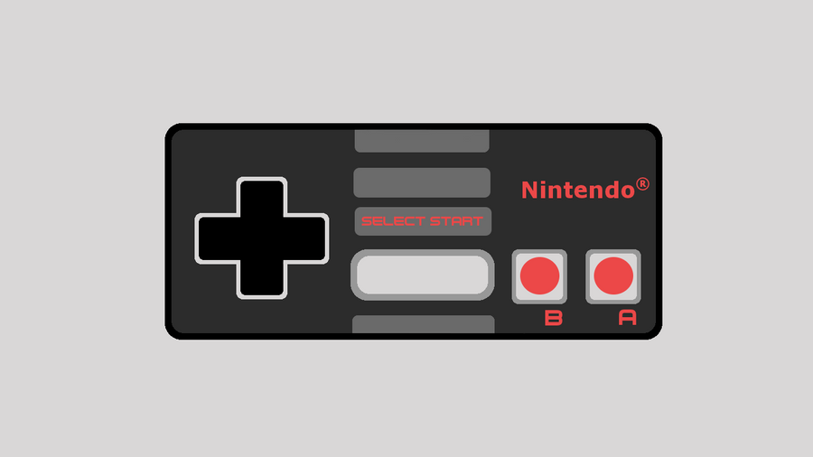 NES Controller by pepe...