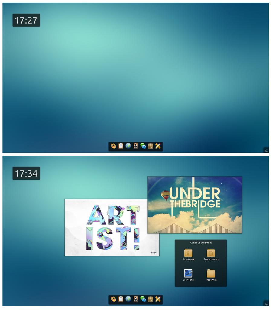 Plasma desktop by pepeleon