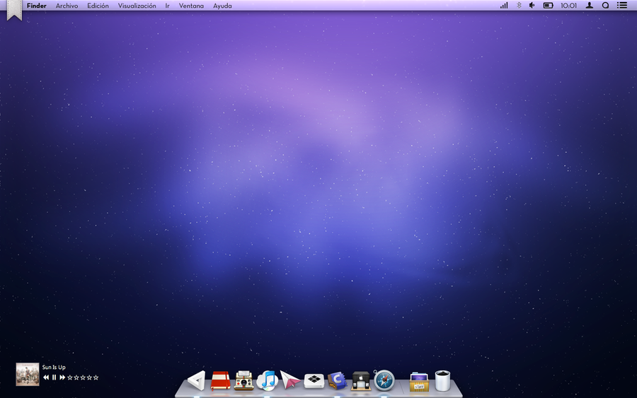 Hackintosh desktop