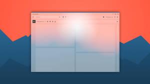 Windows' redesigned DeviantArt app (light theme)