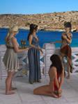 Aegean Scene