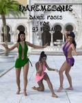 Haremesque Dance Poses