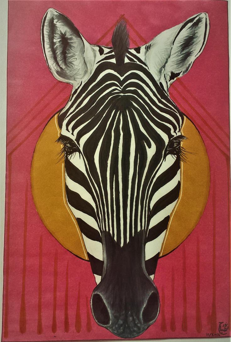 Zebra by nooralsabahart