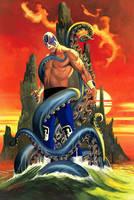 THE ATLANTIS BORNS by RAFAELGALLUR