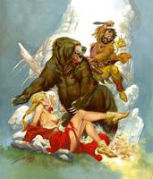 beasts by RAFAELGALLUR