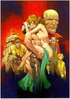 BREED OF CURSED by RAFAELGALLUR