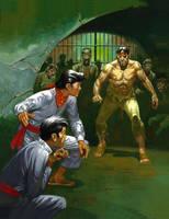 IN PRISON by RAFAELGALLUR