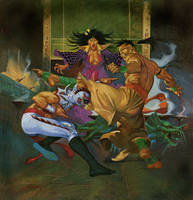 SECT by RAFAELGALLUR