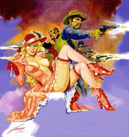 LADY LAREDOLa Ley Del Revolver by RAFAELGALLUR