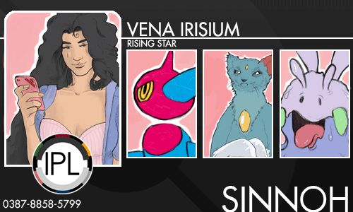 IPL: Vena Irisium by AleksanderZee