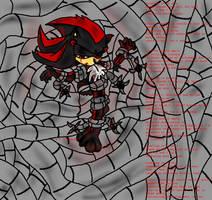 SHADOW- Crawling by -karen-