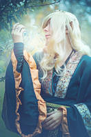 Silmarillion. Finrod cosplay by Mellefuielle