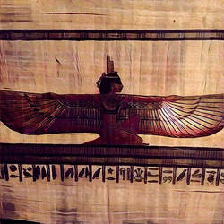 Omnisense's Maat Papyrus w/ effects by OmniSense