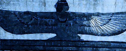Designed-Blue-Maat-Papyrus-Omnisense by OmniSense