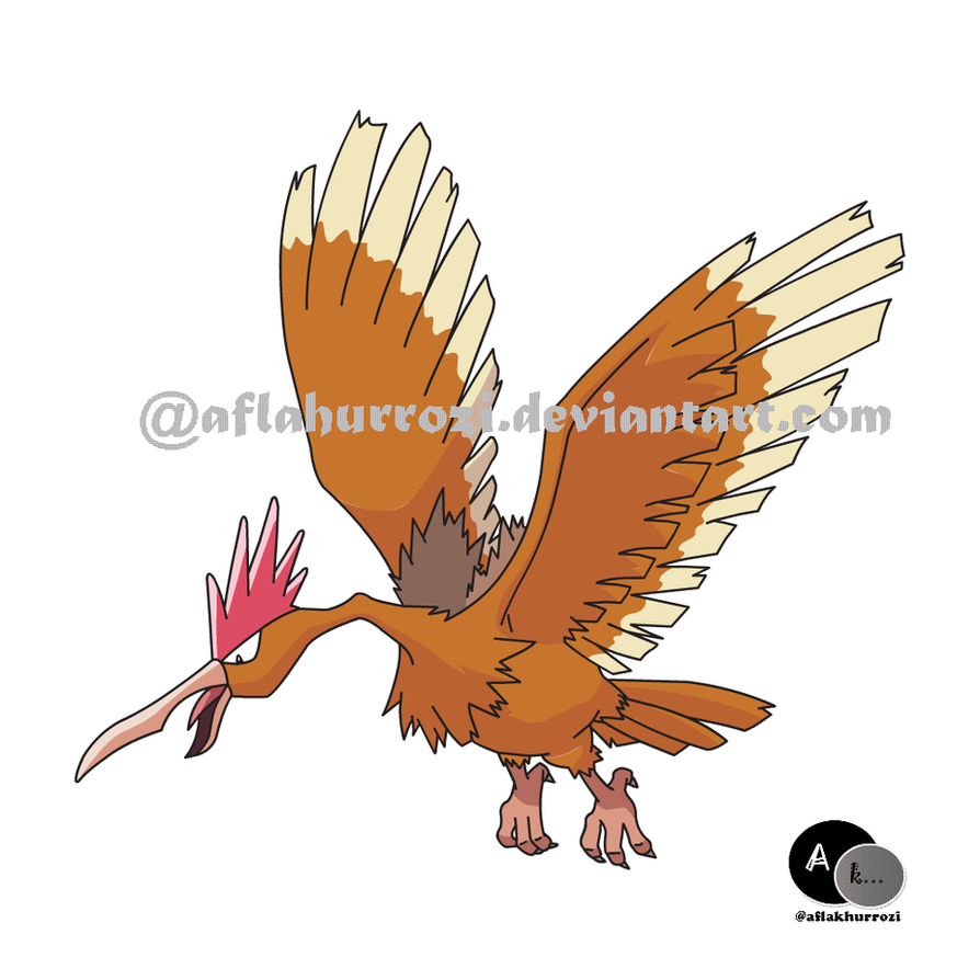 Zapdos Fearow Pokemon Is A Theory Images