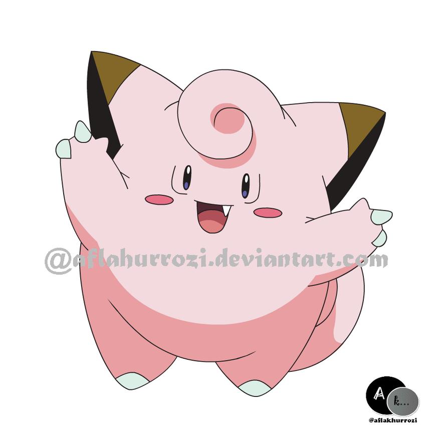 Pokemon Clefairy 192503900