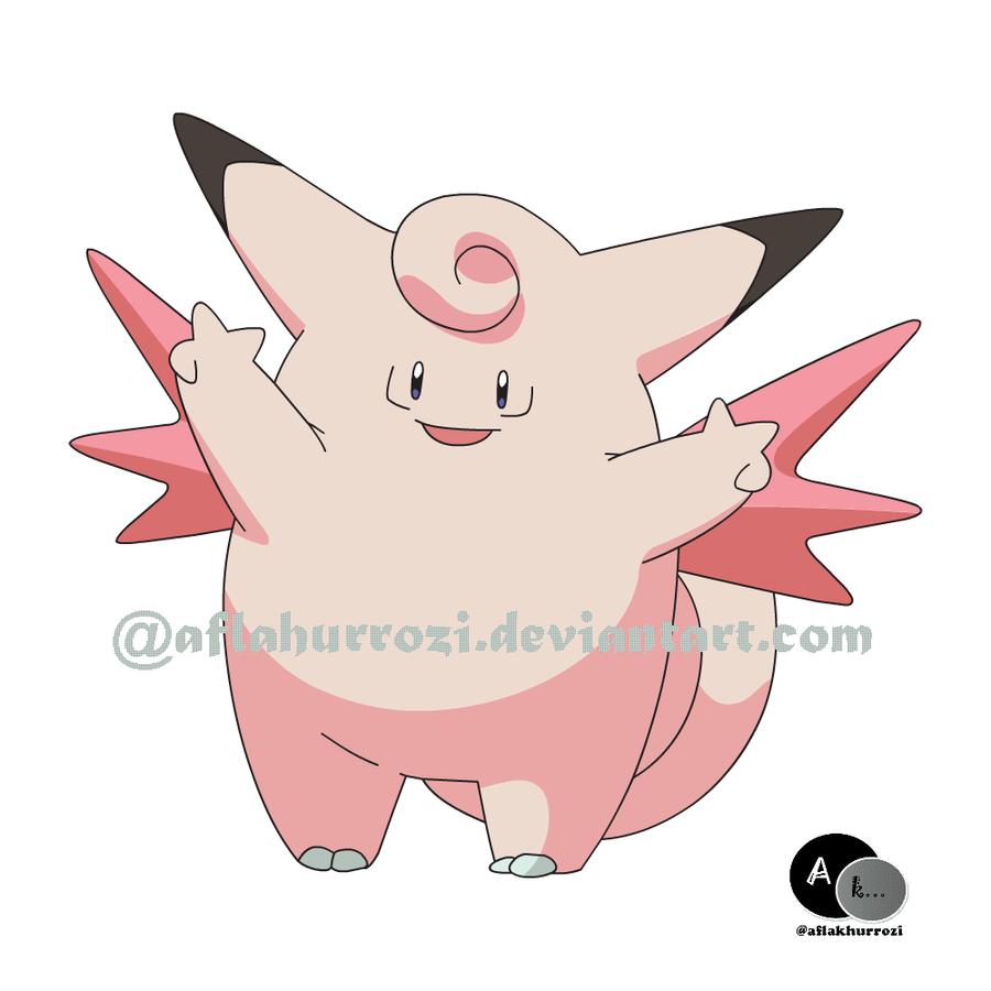 Pokemon Clefable 192503970