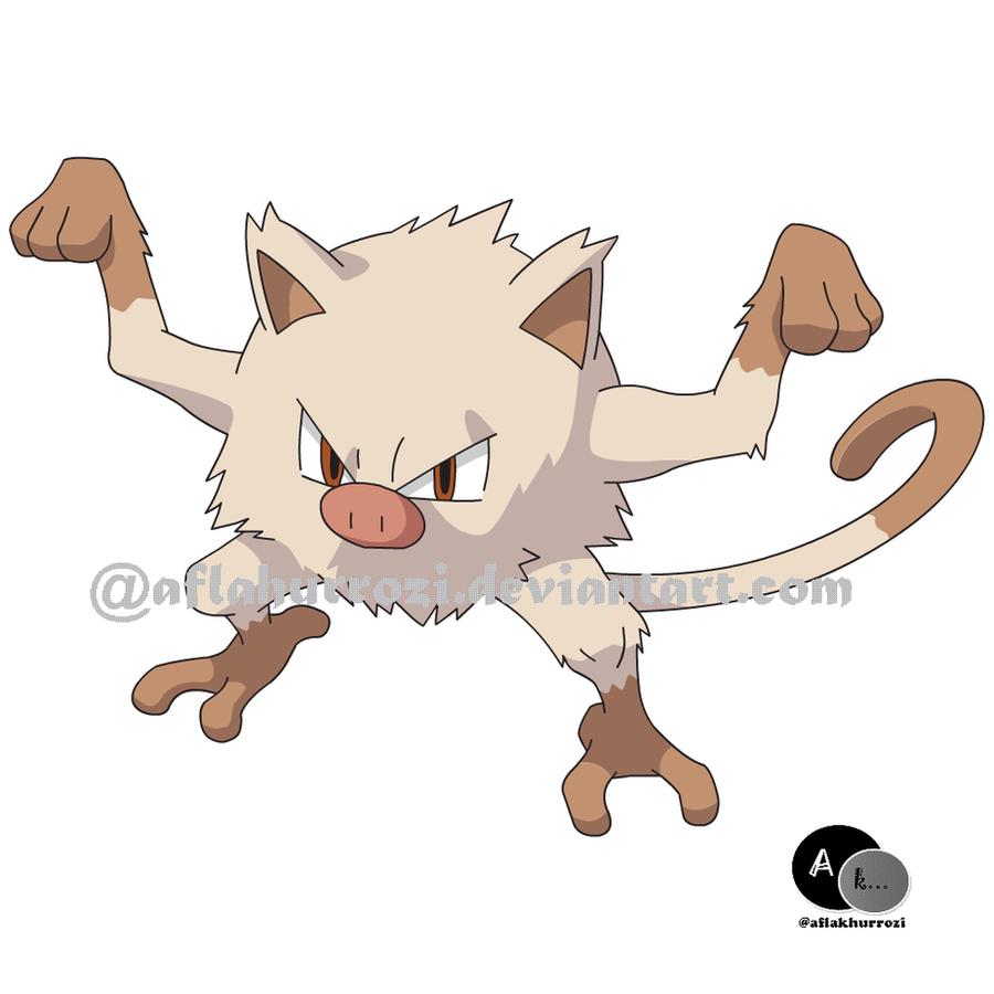 Pokemon Mankey