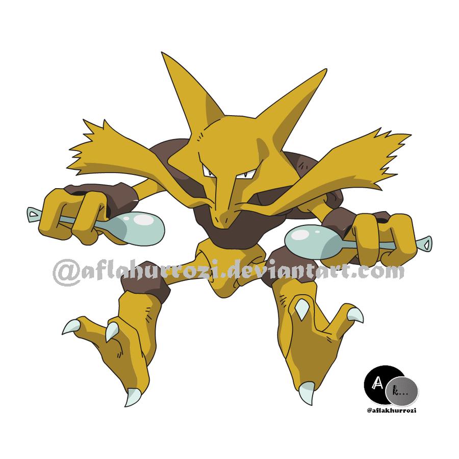 Pokemon Alakazam 195309742