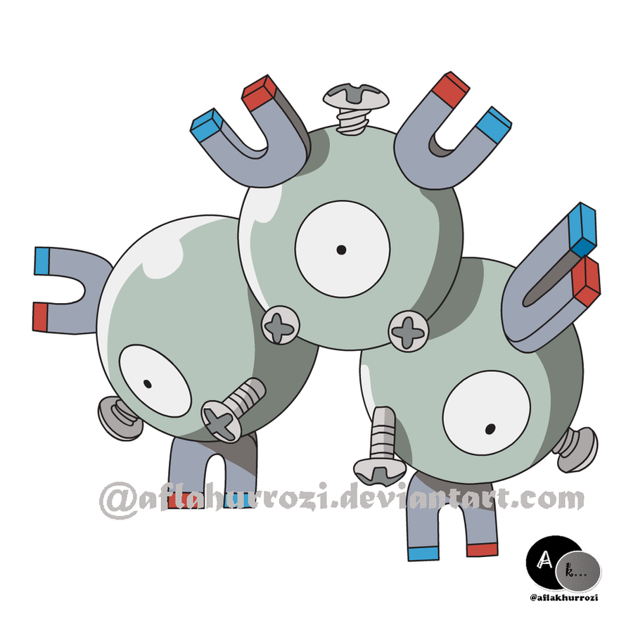 Pokemon Magneton 199663930