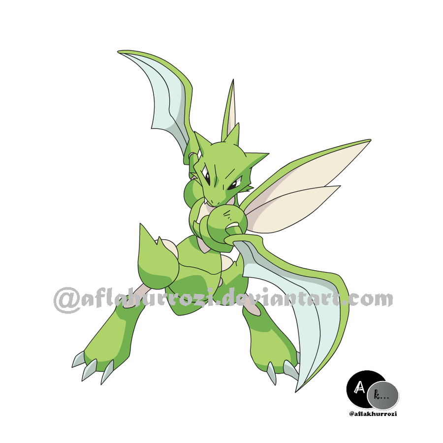 scyther 2 pokemon - photo #16