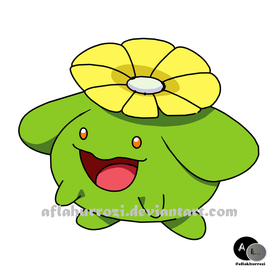 Skiploom Images Pokemon Images