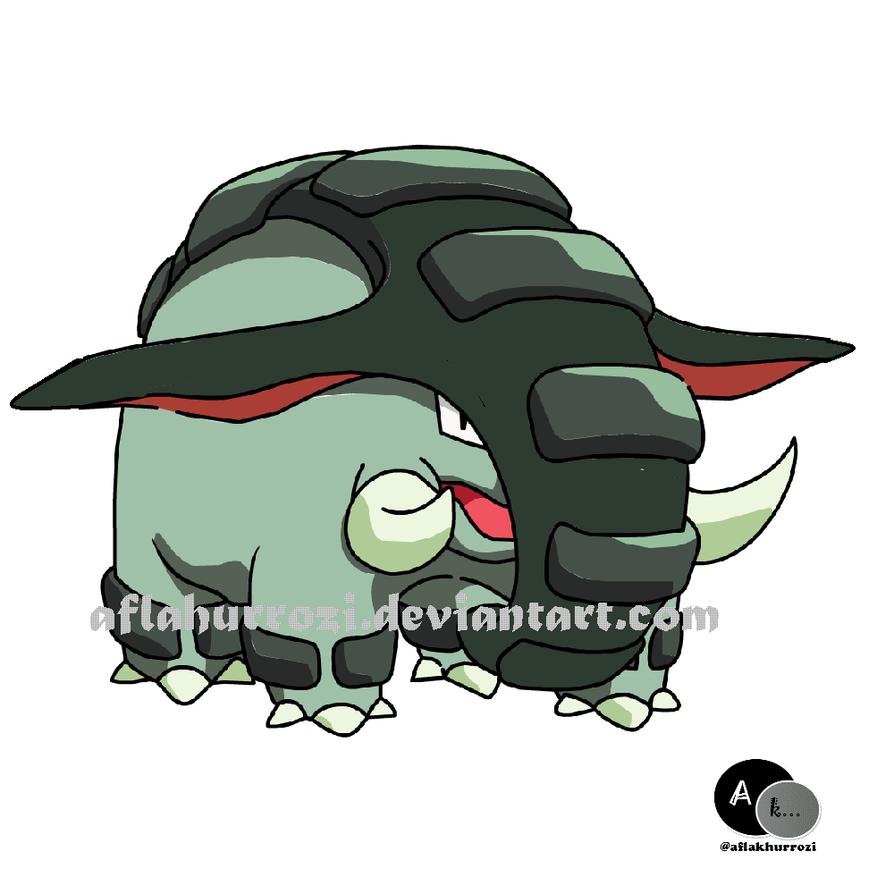 Pokemon Donphan By Aflakhurrozi On Deviantart