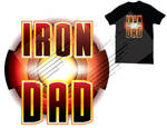 SPZN Elite Iron Dad Tee