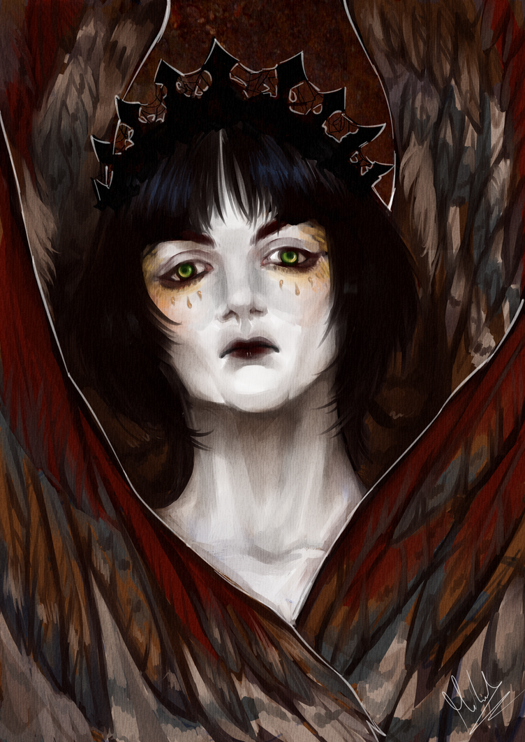 Harpy II by Mikado13