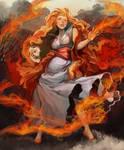 Swara  [Slavic Goddess]
