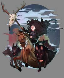 Wild Hunt by Mikado13