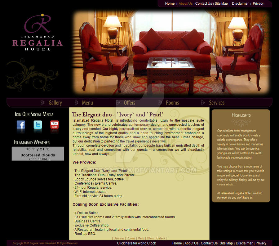 Designs For Regalia Template