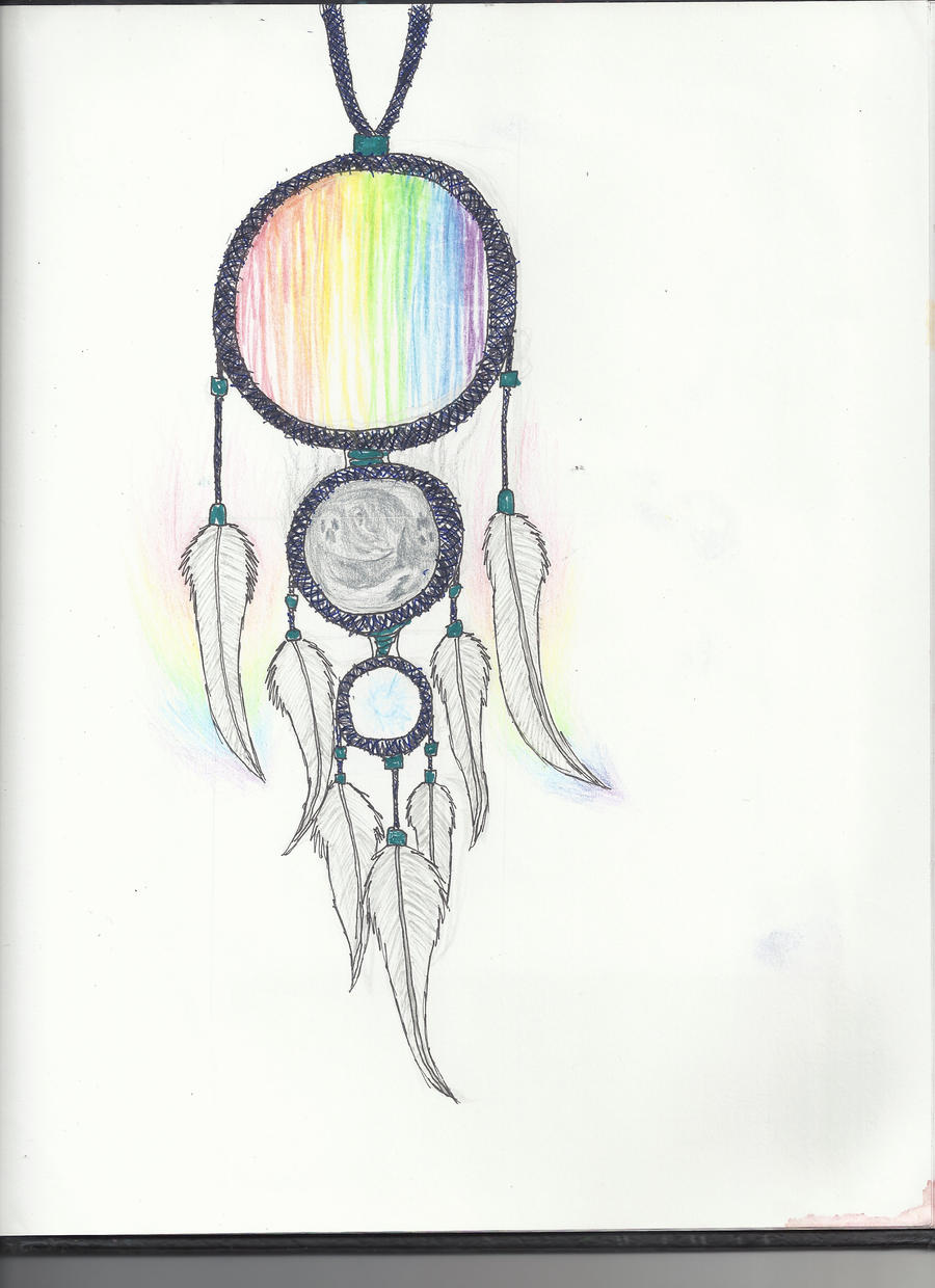 dream catcher concept-ish art by SpritusSwift on DeviantArt