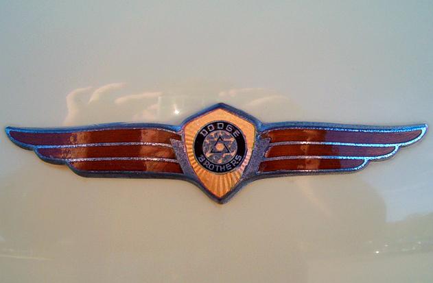 Classic Dodge Brothers logo