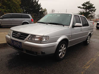 Chinese FAW Mk2 Jetta, part 1 by Ripplin