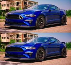 Meaner Mustang