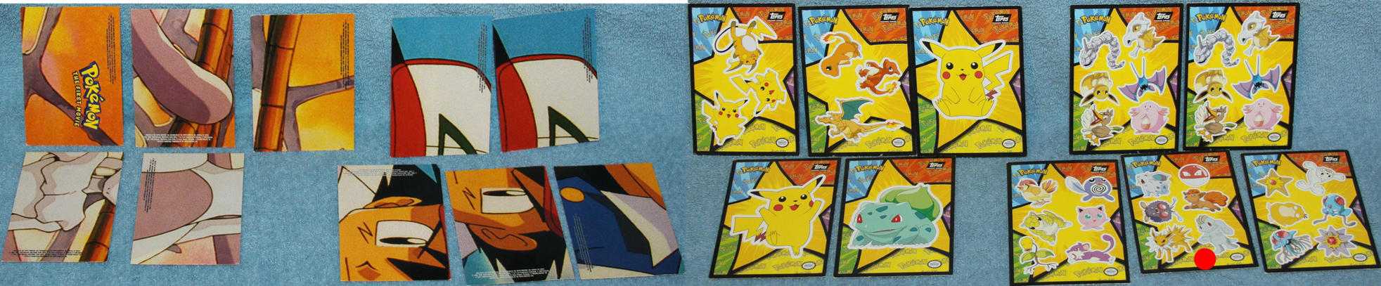 1998 Pokemon Puzzle/Stickers 4Sale-NeedNewHome-P2b by Lovely-DreamCatcher