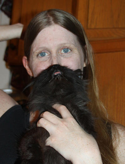 Cat Beard :) by Lovely-DreamCatcher