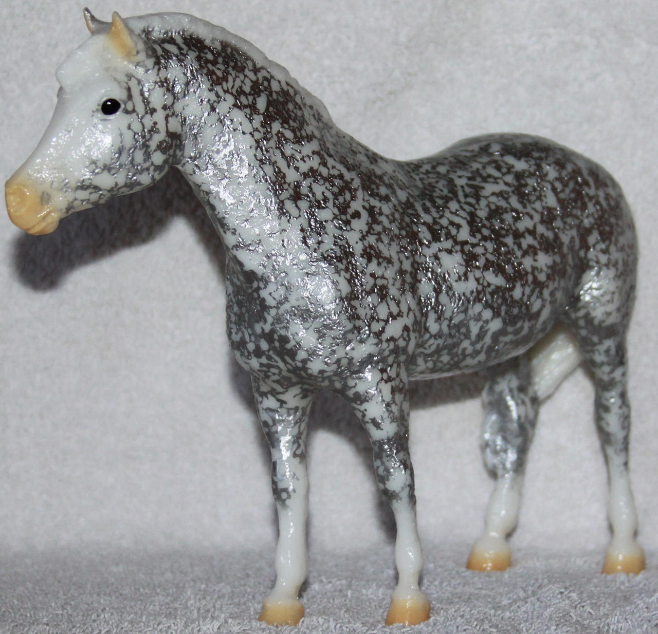 Breyer Time To Party! 3 of 3 Stock ~ Misty by Lovely-DreamCatcher