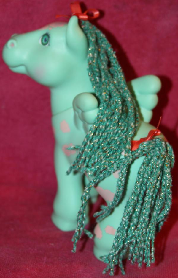 Toy Pony 4 of 9 Stock by Lovely-DreamCatcher