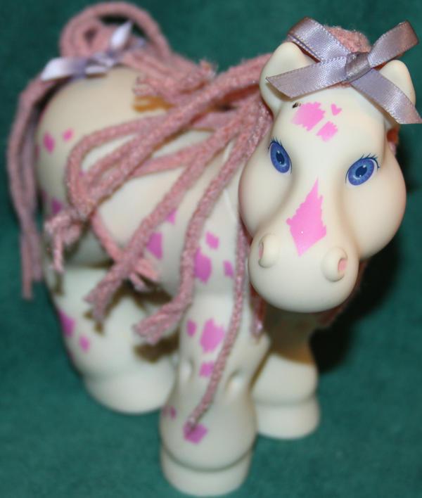 Toy Pony 3 of 9 Stock by Lovely-DreamCatcher