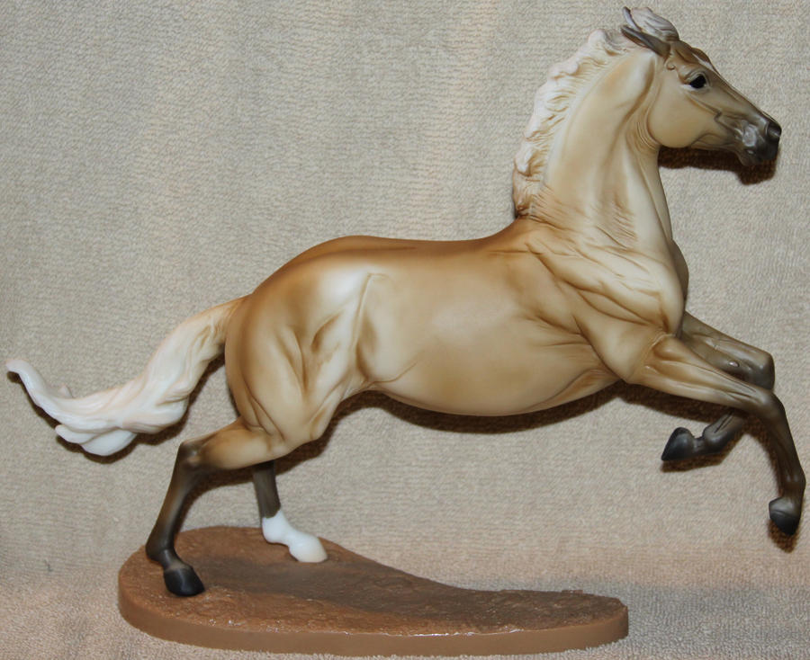 Breyer - Jesse - Stock by Lovely-DreamCatcher