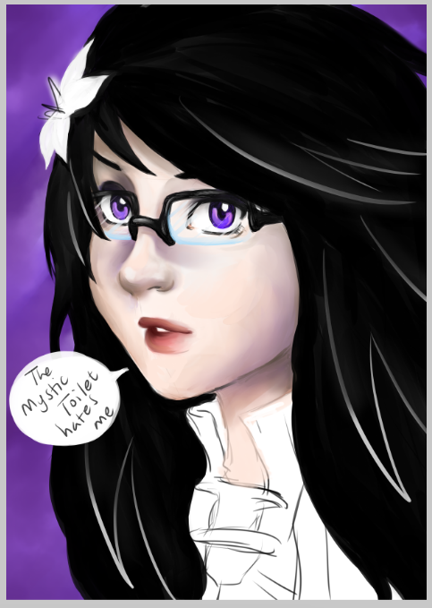 WIP - Nath, my toon by FrogLuver