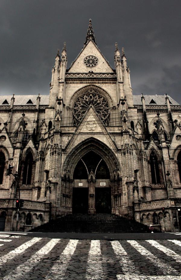 Basilica del voto nacional by diju888