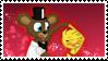 Freddica (stamp!) by TheTigressFlavy